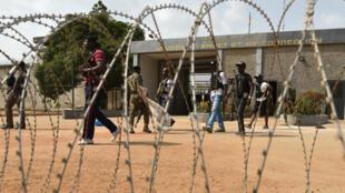 La Maison d'arrêt et de correction d'Abidjan, en février 2016.