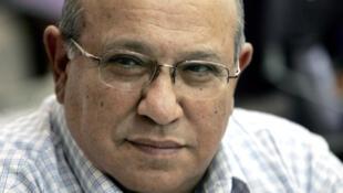 Ông Meir Dagan, người đứng đầu cơ quan tình báo Mossad của Israel.