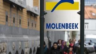 Un an après, Molenbeek ne sera plus jamais comme avant.