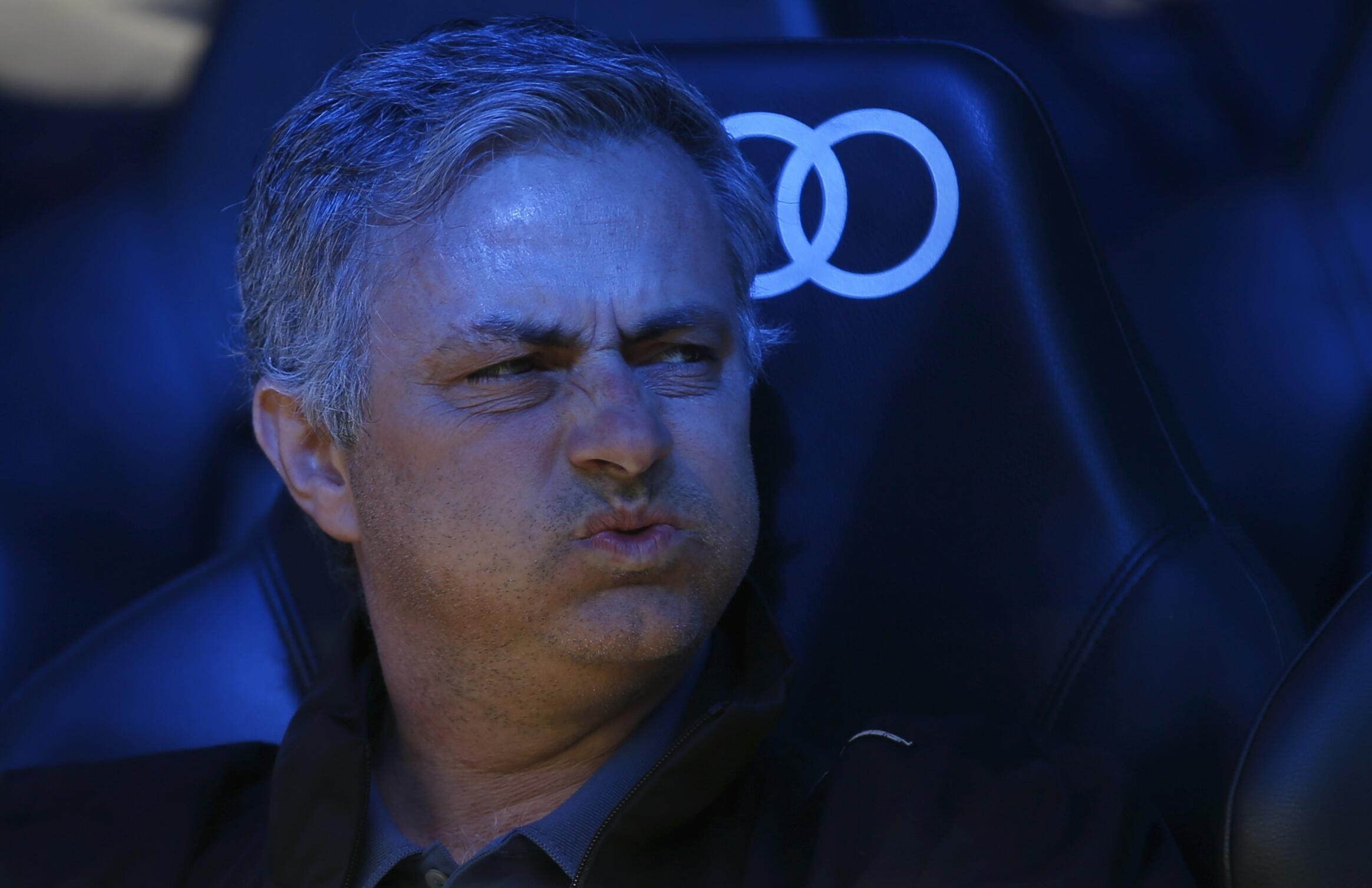 Kocin Chelsea  José Mourinho.