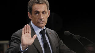Former president Nicolas Sarkozy has advocated applying a tax on US goods if Donald Trump cancels Paris climate agreement.