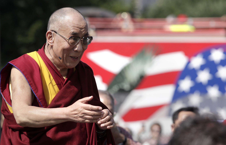 Далай-лама в Вашингтоне 9 июля 2011