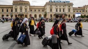 Cracóvia espera um milhão e meio de participantes nas Jornadas mundiais da juventude.