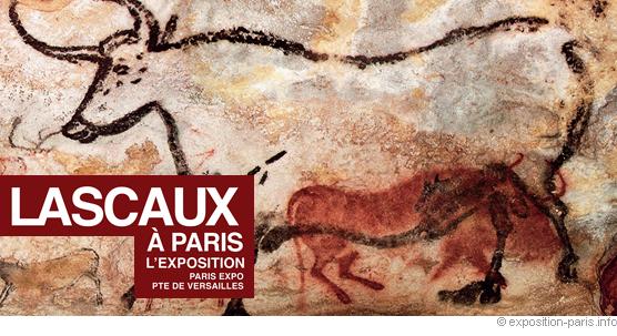 The Lascaux à Paris poster
