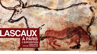 The Lascaux à Paris poster