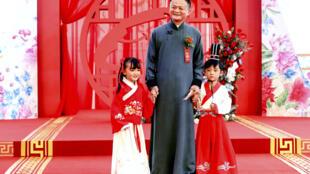 chine - jack ma - alibaba  AP21005349168670