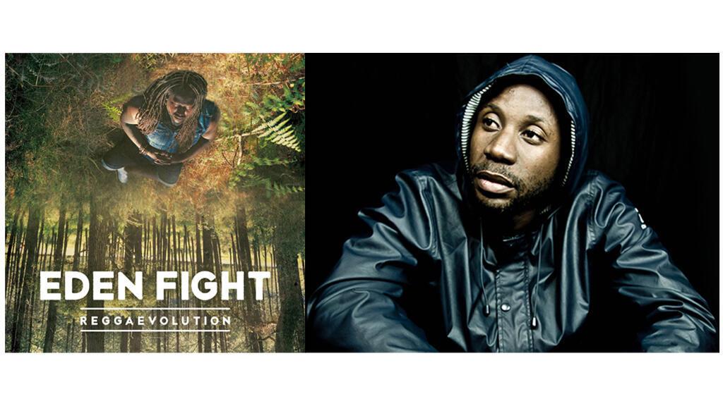 Eden Fight Reggaevolution (2017 Early Records) et Edgar Sekloka (Ciné jam 2016).