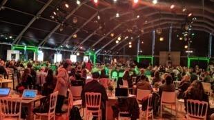 A Cúpula de Negócios Sociais em Paris reuniu centenas de empreendedores, pesquisadores, investidores e atores do setor.