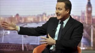 Friministan Britaniya David Cameron