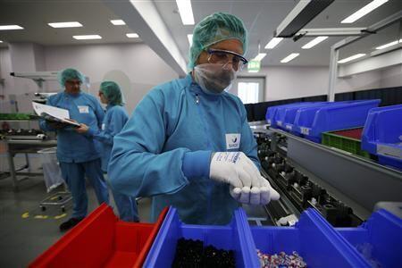 Pesquisador do laboratório Sanofi Pasteur.