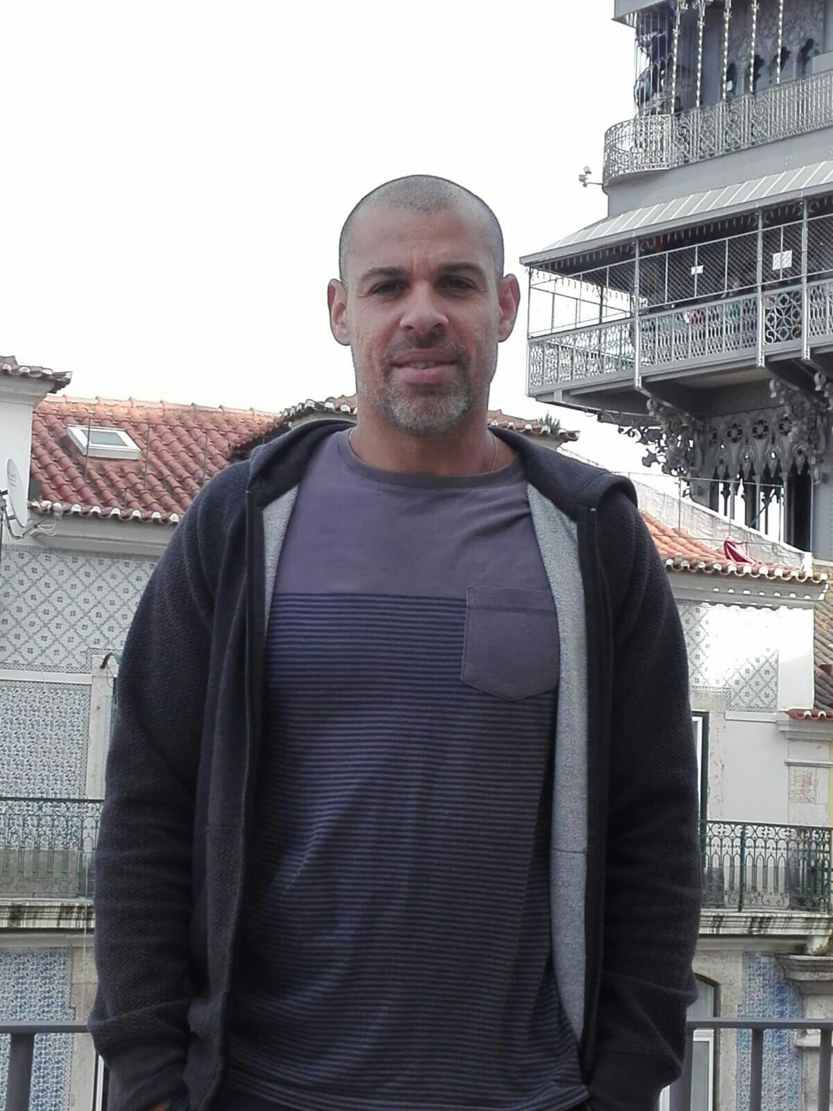 Alexander de Oliveira, carioca que mora há cerca de dois anos em Lisboa, vê este memorial como uma homenagem à todos os afrodescendentes.