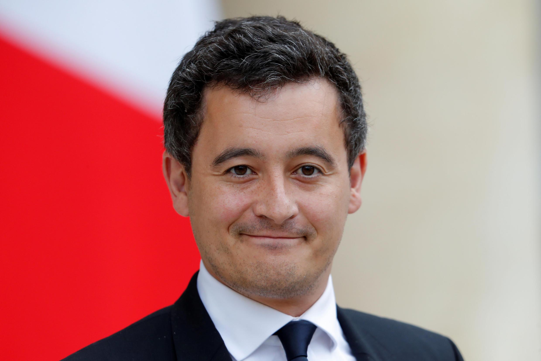ژرالد دارمَنَن، وزیر کشور فرانسه
