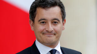 French Public Accounts Minister Gérald Darmanin