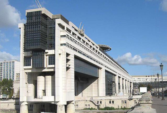 El Ministerio de Economía y Finanzas de Francia.