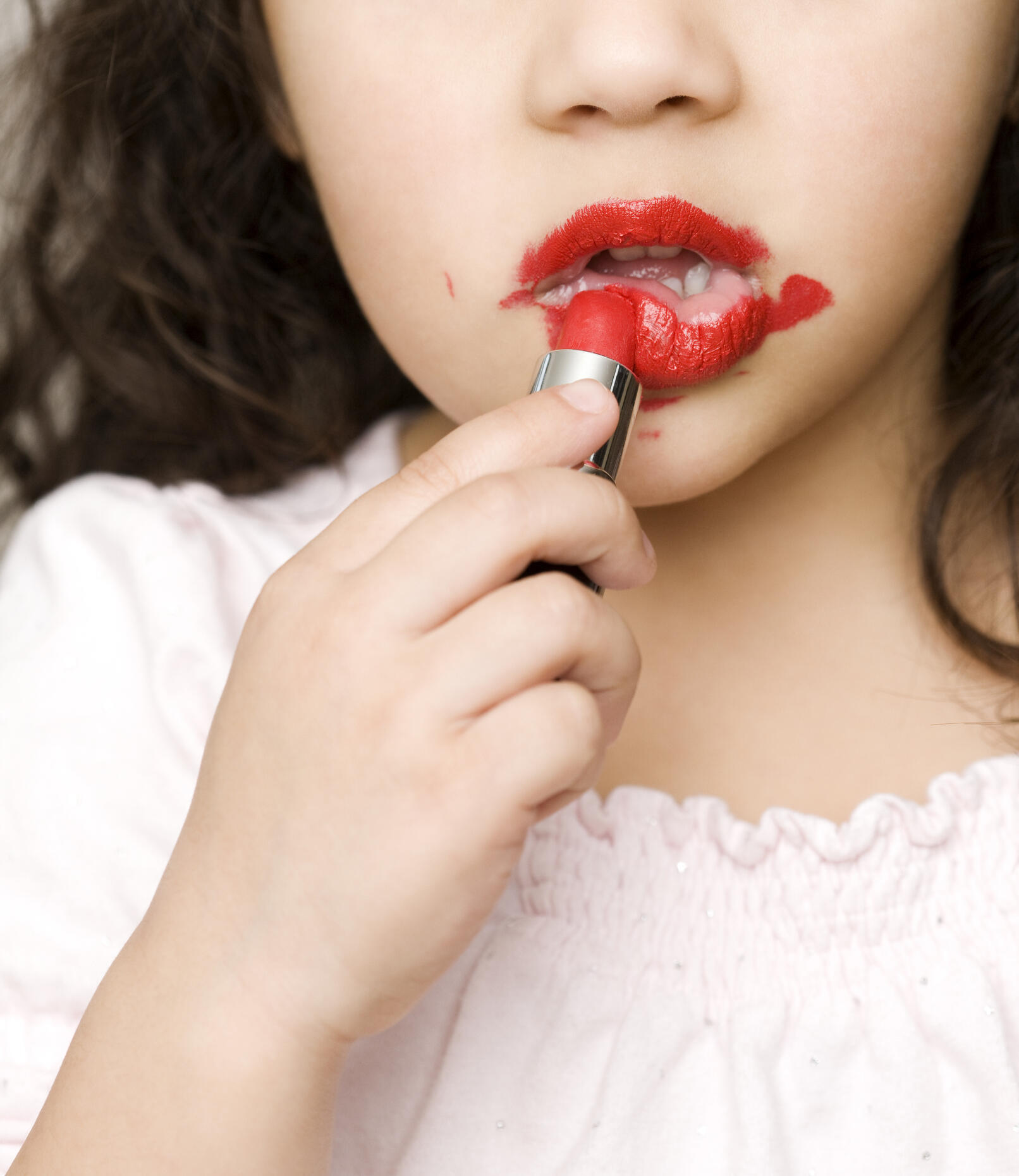En Corée, les produits de maquillage pour enfants connaissent un succès grandissant.