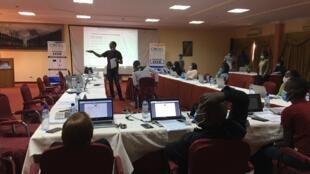 Les observateurs de la Codel mettent au point les derniers réglages de leur mission avant le double scrutin du 22 novembre au Burkina Faso.