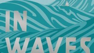 La première de couverture de «In Waves» d'AJ Dungo aux éditions casterman.