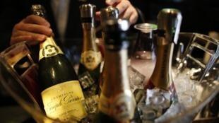 No Reino Unido, champagne francês já é ameaçado pelo espumante inglês.