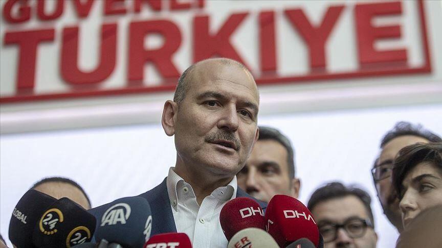 سلیمان سویلو، وزیر کشور ترکیه در گفتگو با خبرنگاران: «ما هتلی برای اعضای داعش نیستیم»