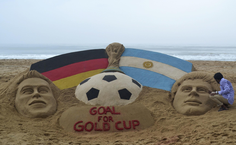 Partida entre Alemanha e Argentina começa às 16h no horário de Brasília.