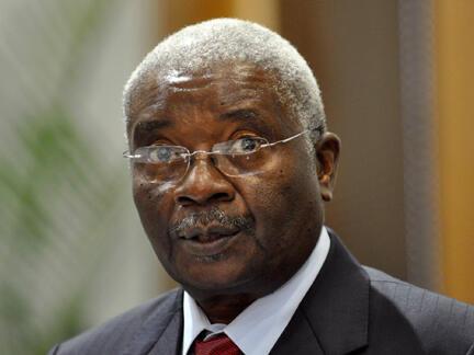 Armando Guebuza, antigo Presidente da República de Moçambique
