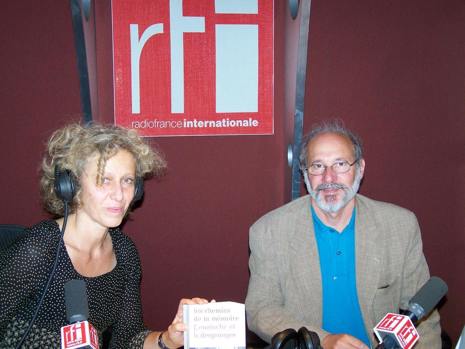Caroline Lachowsky et Francis Eustache