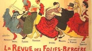 """""""La Revue des Folies-Bergère"""""""