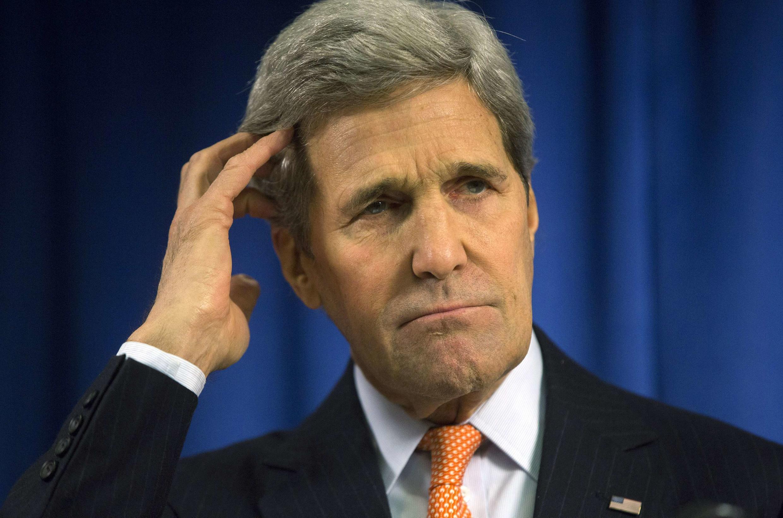 Le président Obama n'a aucune intention d'étendre les négociations sur le nucléraire iranien après la période qui a été fixée, a prévenu John Kerry , ce samedi, à Londres.