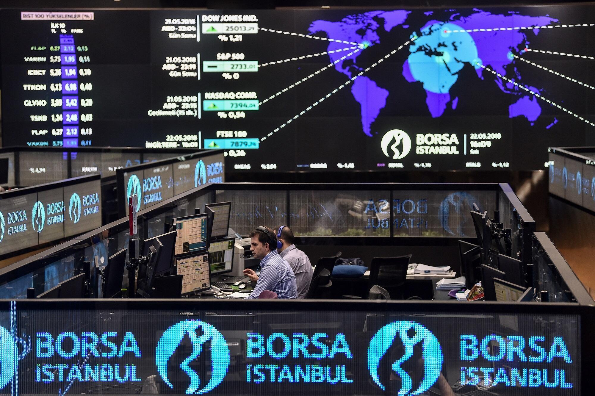 Bourse Istanbul