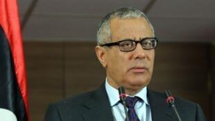 """Ali Zeidan, primeiro-ministro líbio, anunciou a criação de um """"comitê de crise"""" para lutar contra a violência no país."""