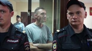 Гражданский активист Константин Котов стал лауреатом премии Бориса Немцова.