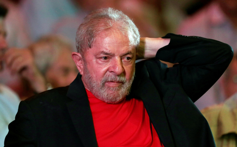L'ex-président Lula.