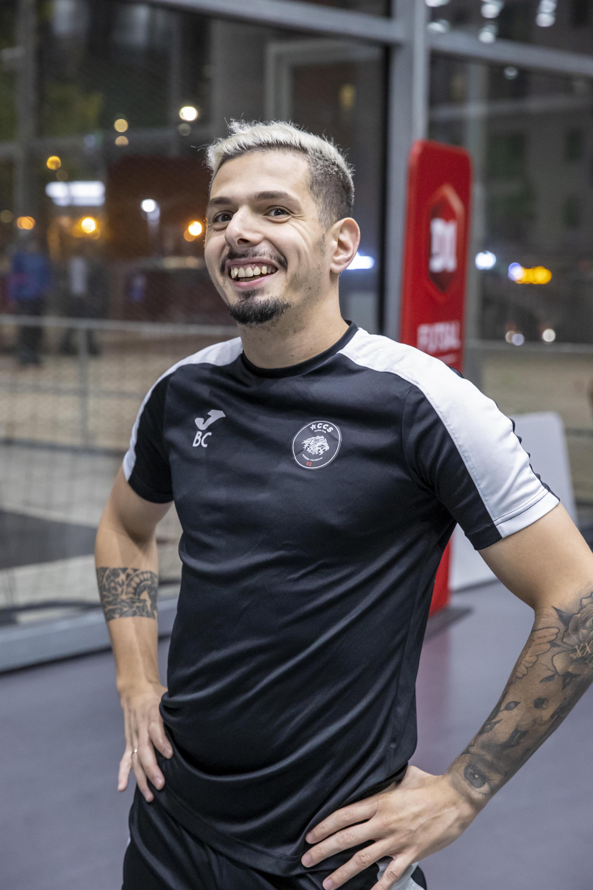 Bruno Coelho - Accs - Futsal - Desporto - Sport - Portugal