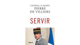 Couverture du livre «Servir» de Pierre De Villiers.
