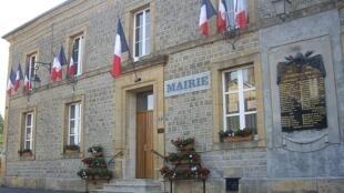 Mairie Commune de Warcq.