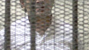 Ahmad Ezz, le 15 septembre 2011 au tribunal du Caire.