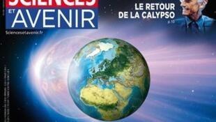 Couverture Sciences et avenir.
