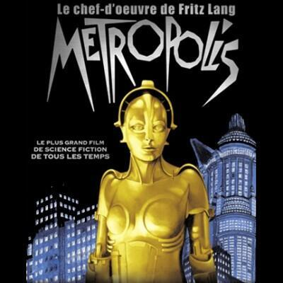 Metrópolis, exposición y dvd