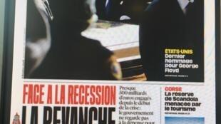 Recuperação económica em França pós pandemia quem vai pagar?
