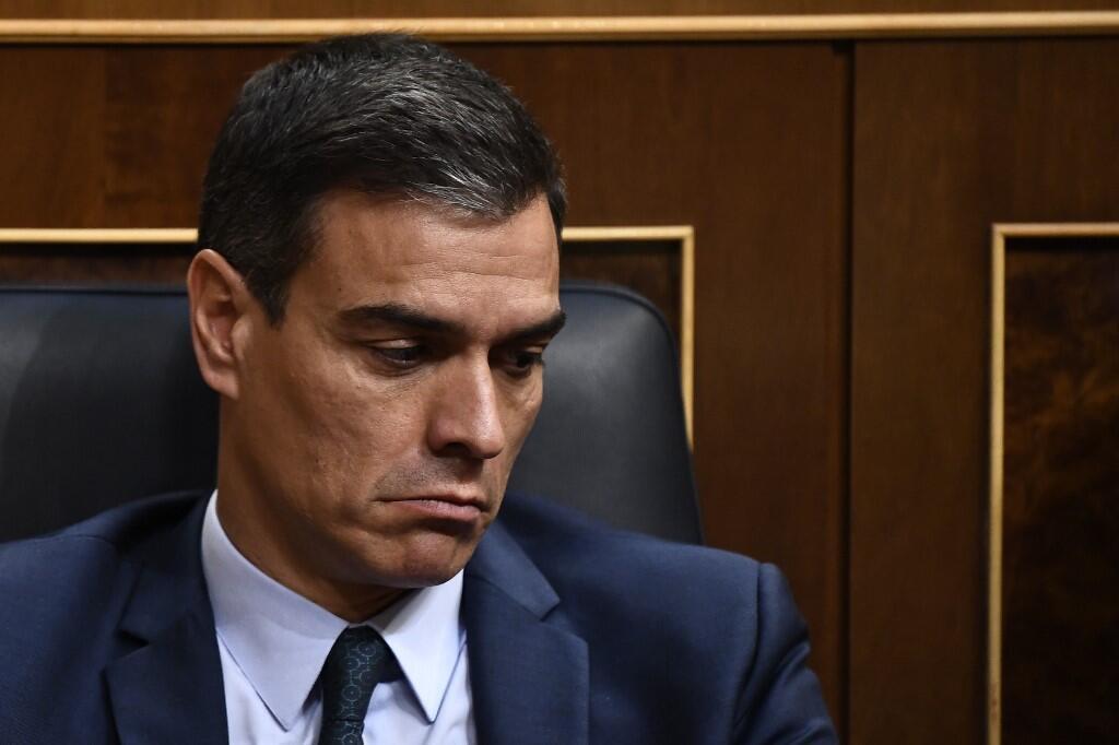 Педро Санчес, и.о. премьер-министра Испании