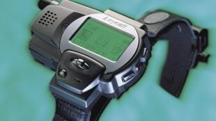 O Galaxy Gear, relógio inteligente da Samsung