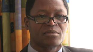 L'essayiste camerounais André Julien Mbem (capture d'écran).