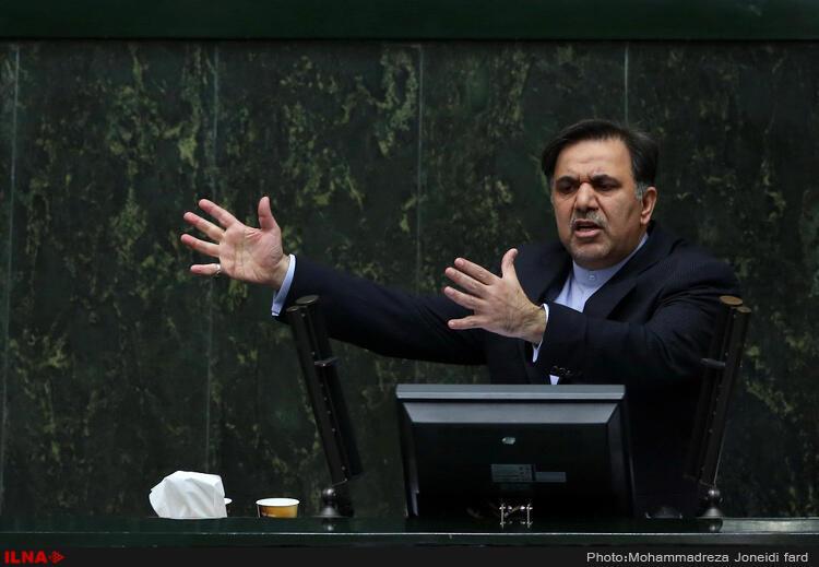 عباس آخوندی، وزیر راه و شهرسازی