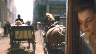 Scène du film « Sunset », réalisé par Laszlo Nemes.