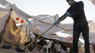 «Les contestataires ont repris quartier sur la place Tahrir»