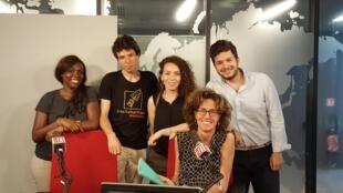 Emmanuelle Bastide et ses invités
