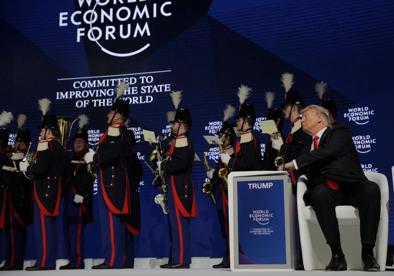 Diễn đàn Kinh tế Davos, Thụy Sĩ,  kết thúc ngày 26/01/2018.