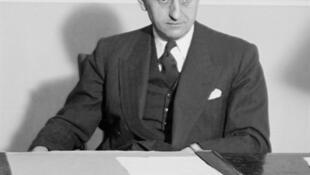 André Malraux, au début des années soixante.