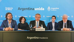 Argentina presidencia 000_1QT7X5