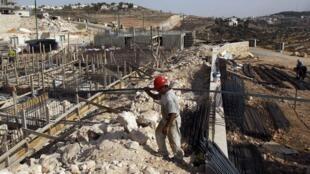 Retomada da colonização judaica na Cisjordânia.